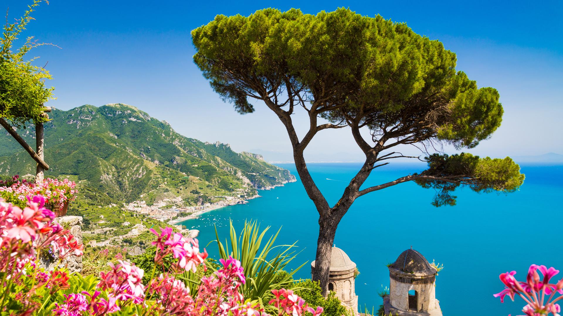 Amalfi Coast Ravello Campania