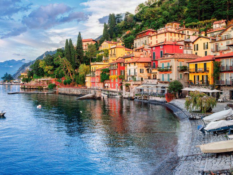 Menaggio Lake Como Milan