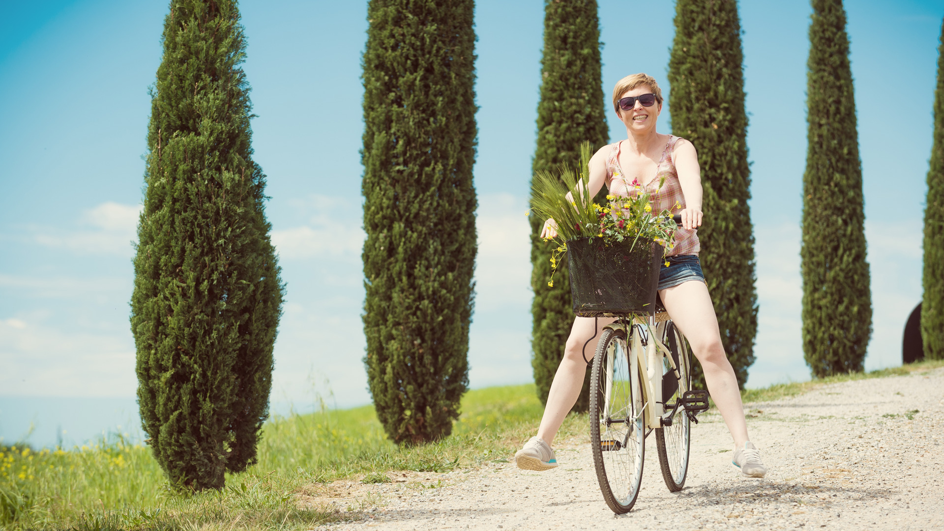 Bike Cycle Tuscany Bicycle