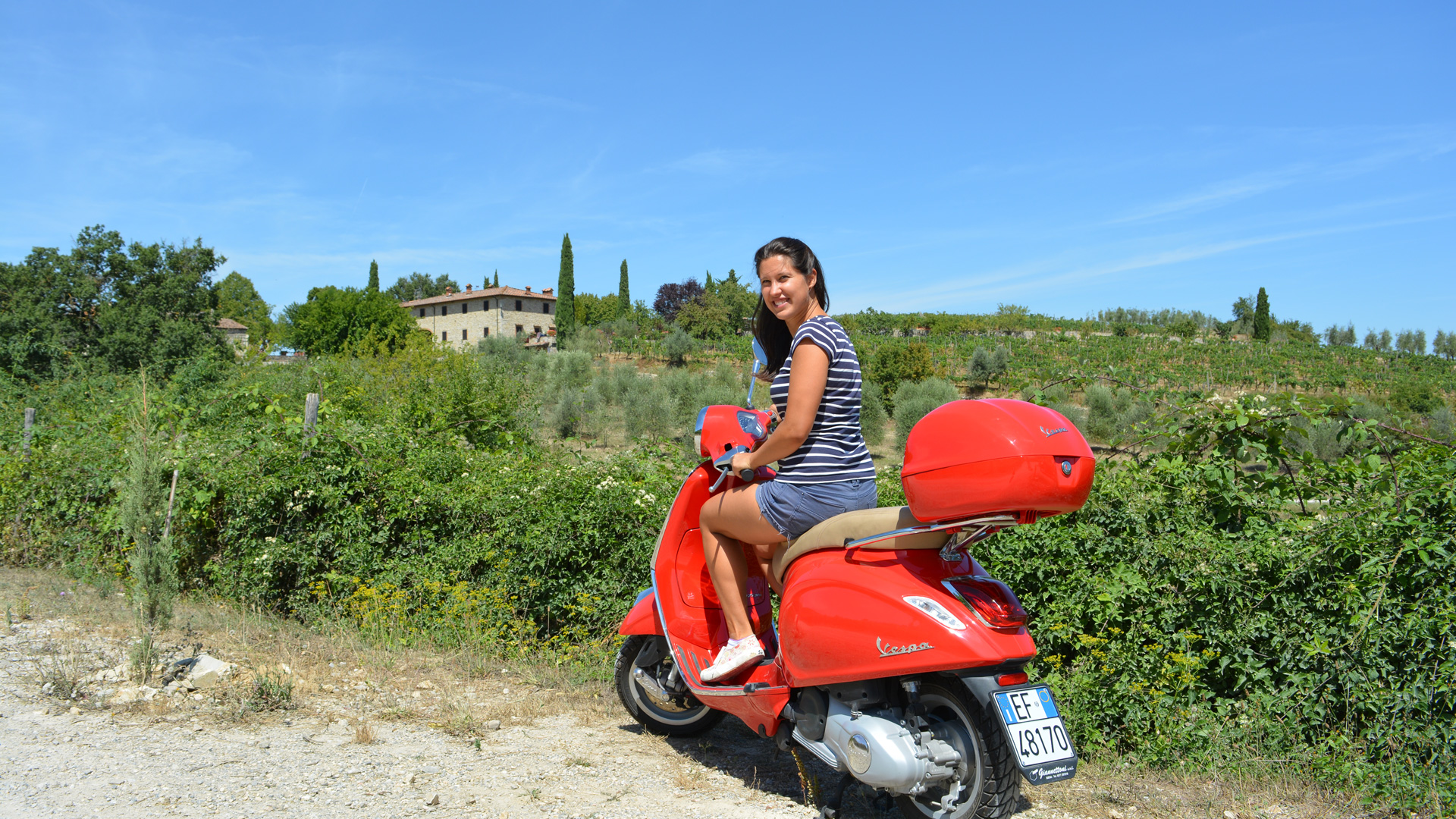 Vespa Countryside