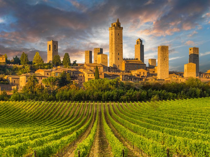 Design Your Own Tour to Italy