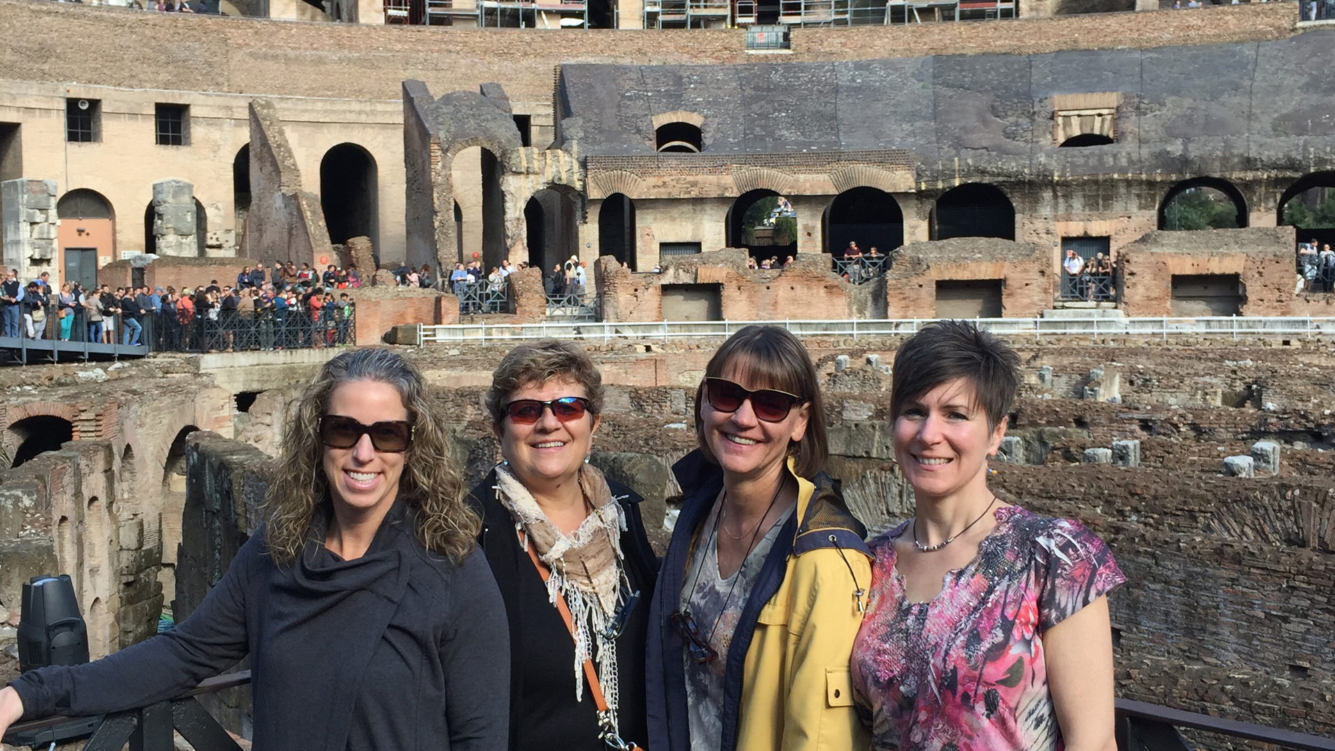 Women's Only Colisseum